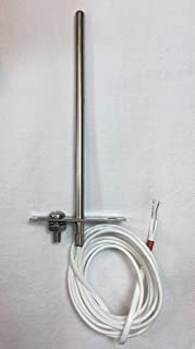 RTD Temperature Sensor for Traeger Grills by Ortech