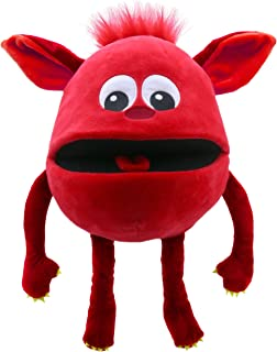 The Puppet Company Baby Monsters Red Monsters Hand Puppet