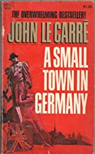 A SMALL TOWN IN GERMANY by JOHN LE CARRE Dell 1968 1970 4th PB