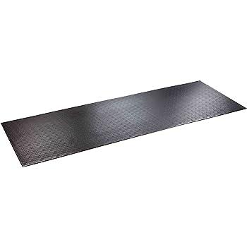 Basics High Density Exercise Equipment and Treadmill Mat IR97514-2
