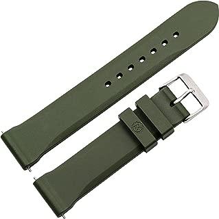 rolex submariner rubber strap