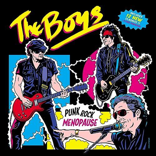 Punk Rock Menopause Boys