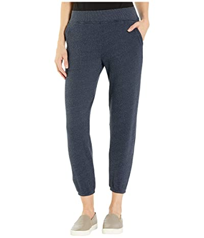 Michael Stars Brighton Fleece Toni Sweatpants (Admiral) Women