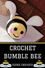 Crochet Bumble Bee: Crochet Pattern