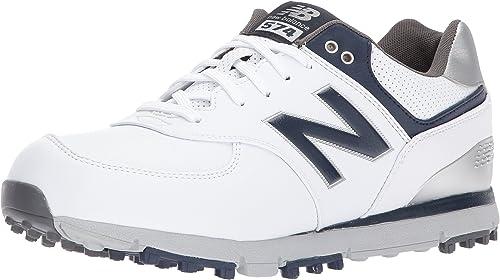 New Balance 574 Sl - Scarpa da golf impermeabile senza spillo da ...