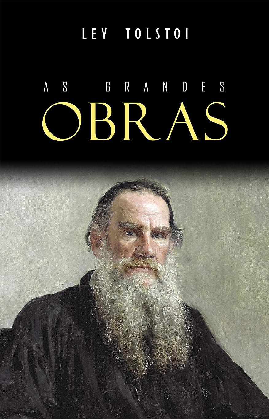 結晶アラート純度Box Grandes Obras de Tolstoi (Portuguese Edition)