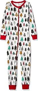 Kids' Big 1-Piece Tight Fit Long Sleeve Pajama