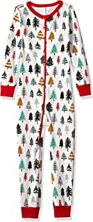 Gymboree Kids' Big 1-Piece Tight Fit Long Sleeve Pajama
