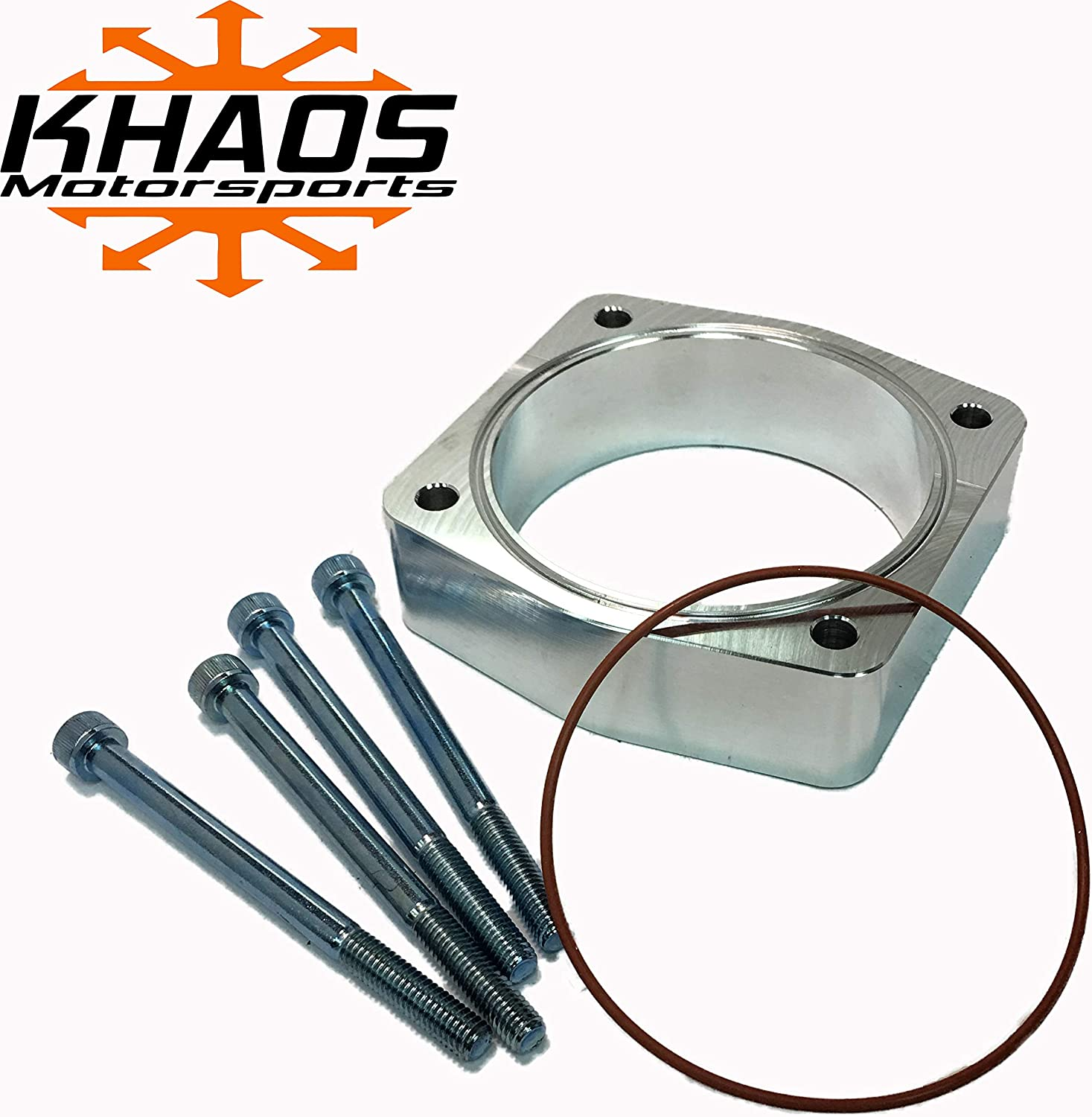 Khaos Motorsports Smooth Bore Throttle Fits Spacer Body Challenge the lowest price of Challenge the lowest price of Japan ☆ Japan I Nissan
