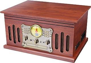 Vitrola Stadio com CD FM USB SD Card e Bluetooth, Raveo, Stadio, 25