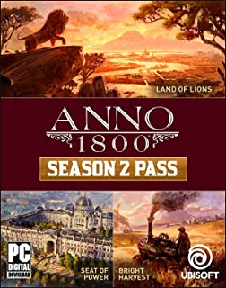 Anno 1800 Season 2 Pass - PC [Online Game Code]
