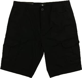 Calvin Klein Men's Flat Front Cargo Shorts