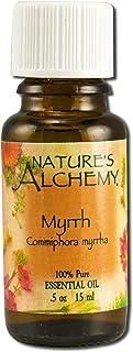 Nature's Alchemy Essential Oil, Myrrh (Commiphora Myrrha), 0.5 oz (15 ml)