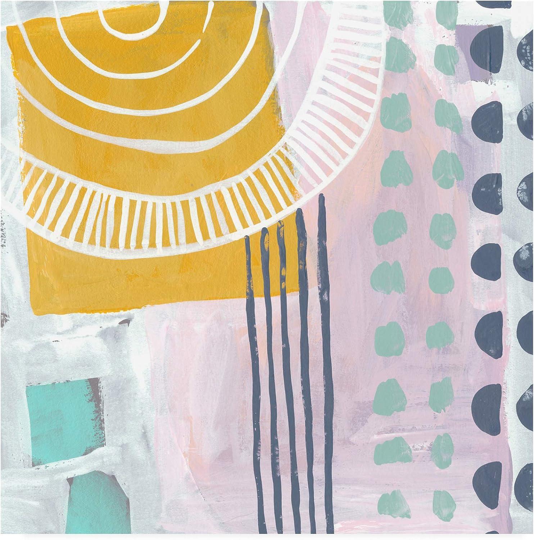 Trademark Fine Art WAG15660-C1414GG Lollipop Abstract I by Chariklia Zarris, 14x14