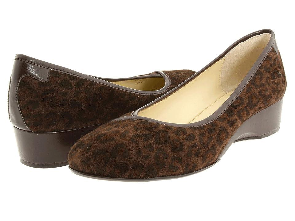 Taryn Rose Felicity (Leopard Stretch) Women