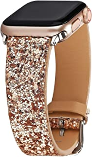Best glitter iwatch band Reviews