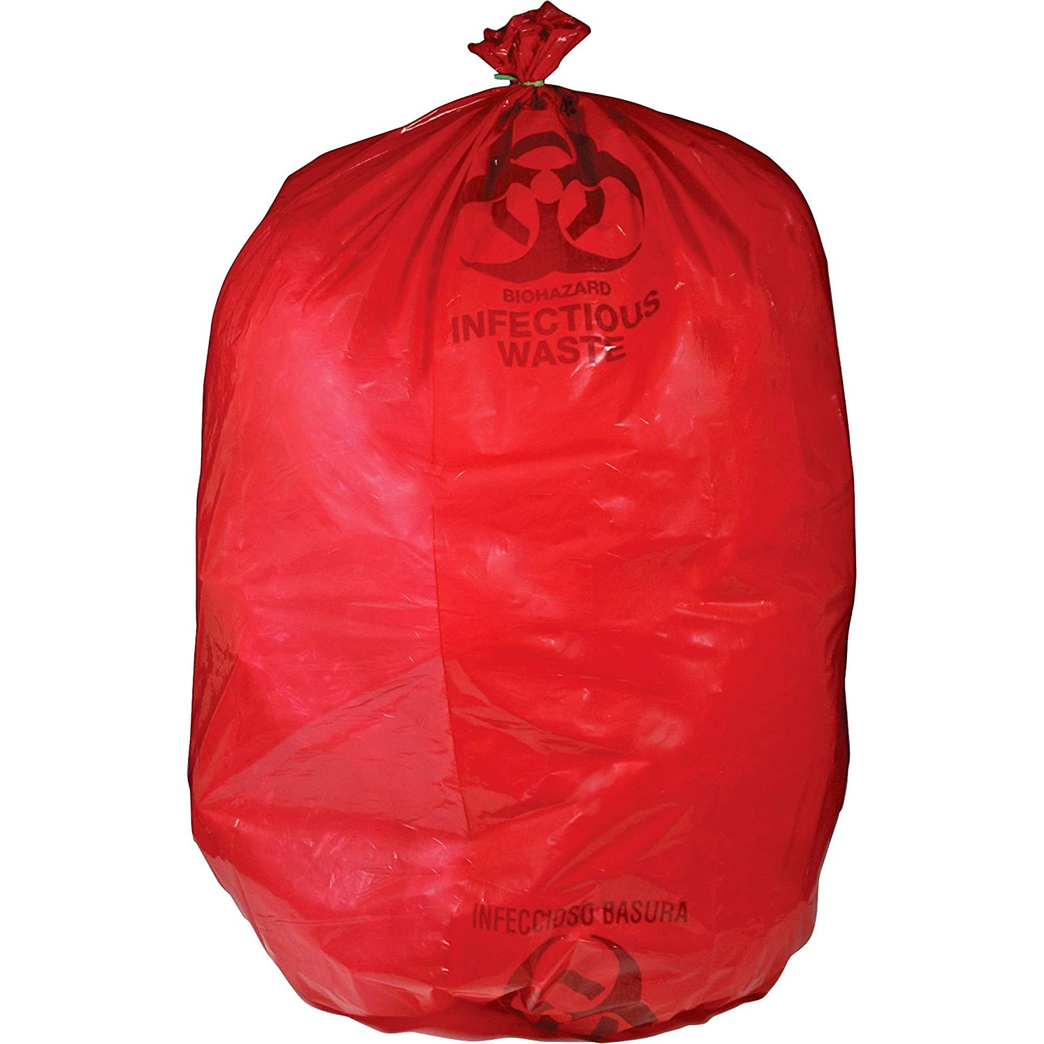 UMIRIWB142143 - Biohazard Waste Bag Red 50 National products 30-33 Gallon Max 47% OFF BX