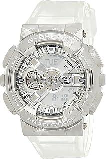 Casio G-Shock GM-110SCM-1ADR Metal Face Men's Digital-Analog Wrist Watch