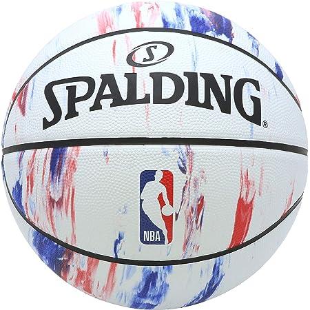 SPALDING(スポルディング) バスケットボール ボール NBAチームマーブル 7号 ラバー