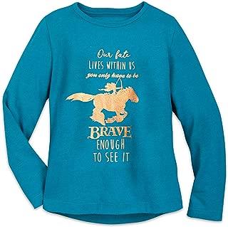 Merida T-Shirt for Girls - Brave Green