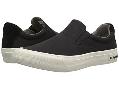 SeaVees 05/66 Hawthorne Slip-On Standard (Black) Women