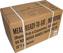 military mre meals