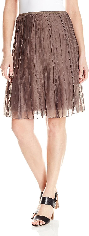 NIC & ZOE Women's Batiste Skirt