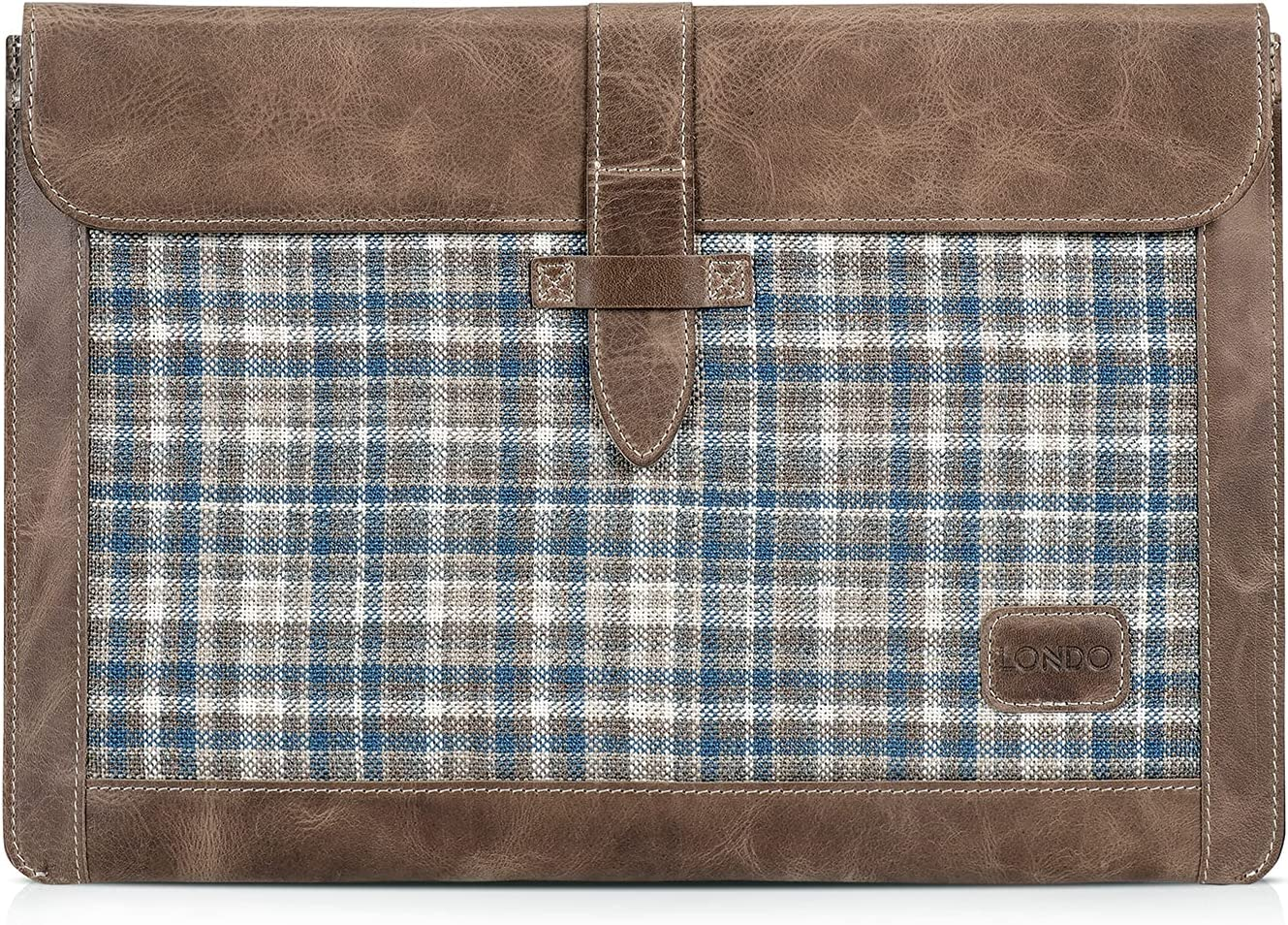 Londo Top Grain Leather Sale Special Price San Jose Mall MacBook Bag for - Laptop Sleeve