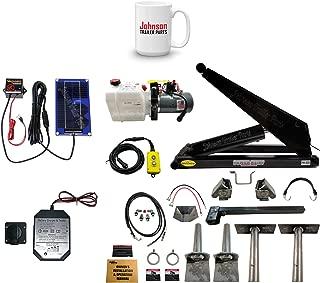 10 Ton (20,000 lb) Dump Trailer Hydraulic Scissor Hoist Kit | PH520 | Perfect for Dump Trucks & Trailers (Premium)