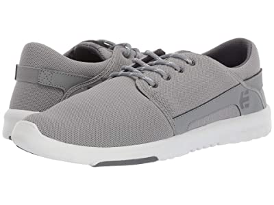 etnies Scout (Grey/White/Silver) Men