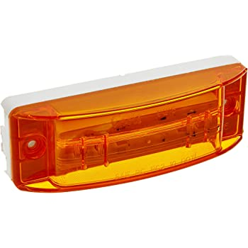 Grote 47462 Red SuperNova 3 Thin-Line LED Clearance Marker Light