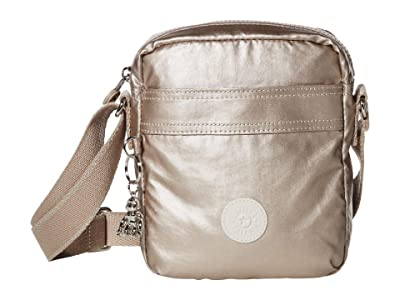 Kipling Hisa Crossbody Bag (Metallic Glow) Handbags