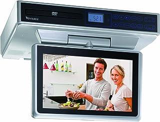 Venturer KLV39103 10-Inch Under-Cabinet LCD TV/DVD Combination (Silver)