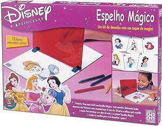 Jogo Espelho Mágico Princesas Grow