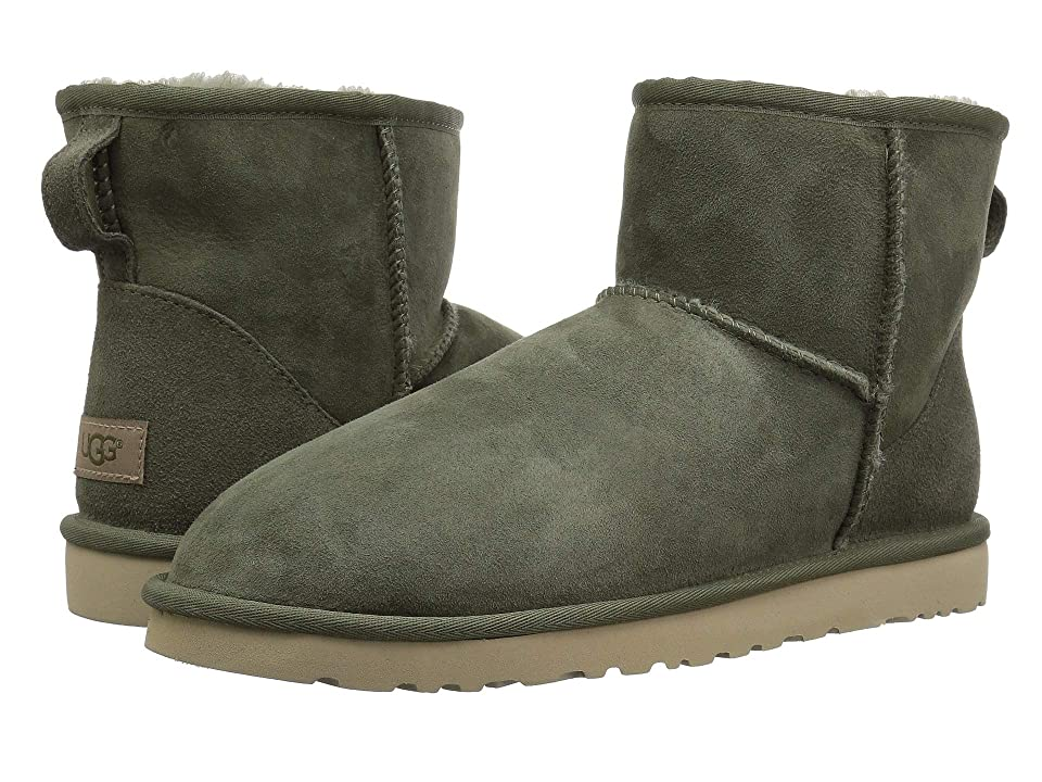 UGG Classic Mini (Moss Green) Men