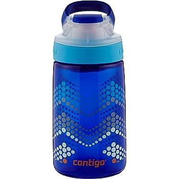 Set Bleu Chevron /& SPORT VERT environ 396.89 g Contigo Autoseal Gizmo SIP KIDS bouteille d/'eau 14 oz