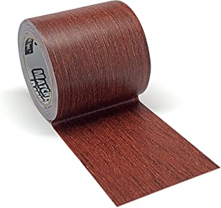 Match 'N Patch Realistic Repair Tape, Mahogany
