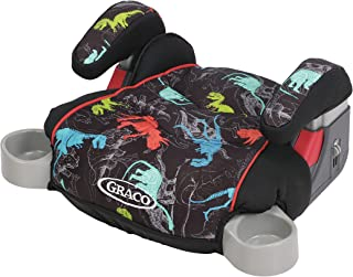 Graco TurboBooster Backless Booster Car Seat, Dinorama