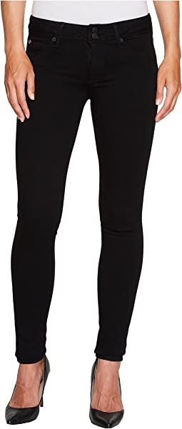 Hudson - Collin Skinny Supermodel in Black