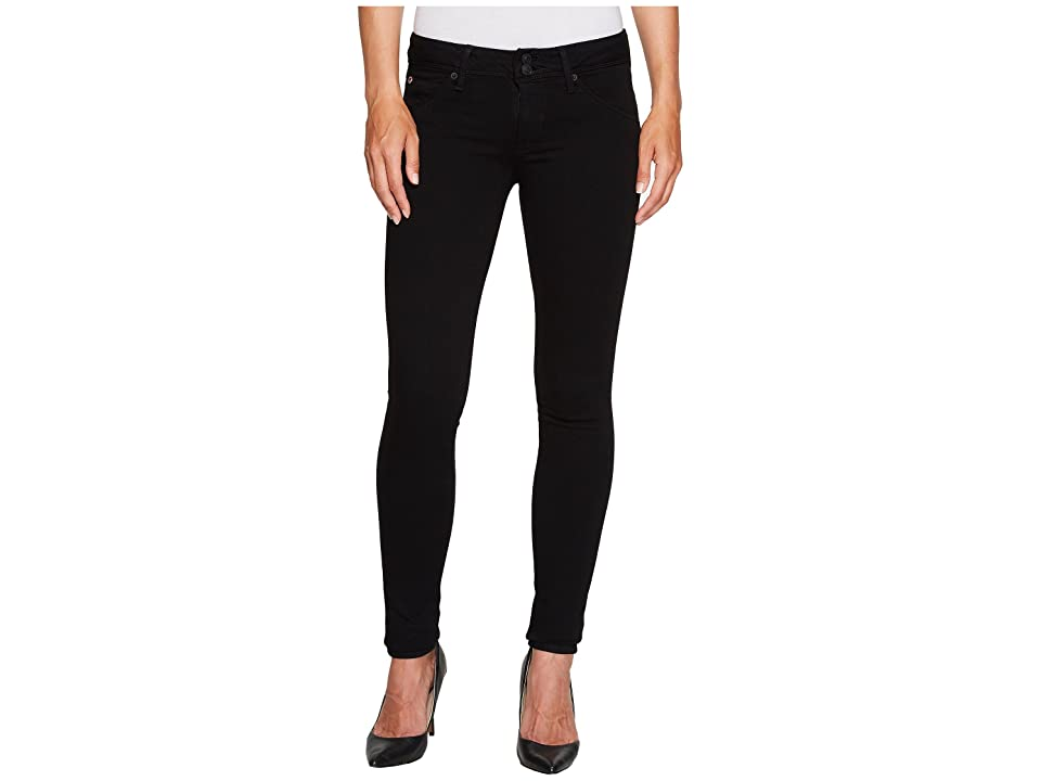 Hudson Jeans Collin Skinny Supermodel in Black (Black) Women's Jeans