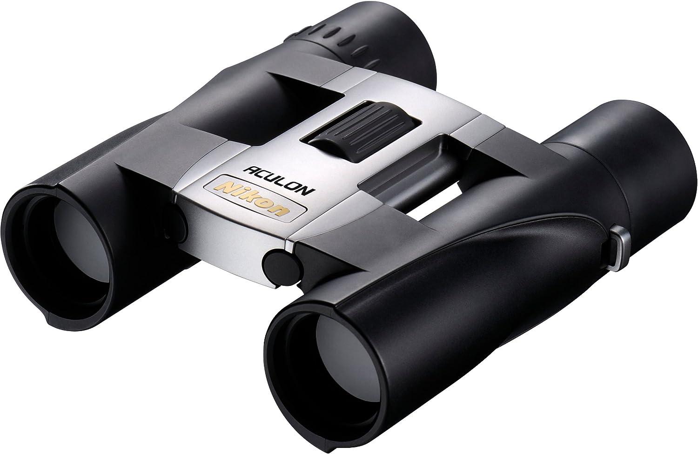 Nikon Aculon A30 8x25 Fernglas Silber Kamera