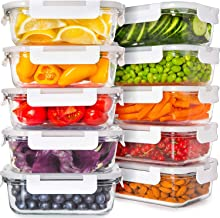 Best glass freezer storage containers Reviews