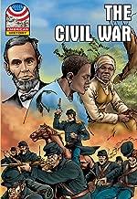 Civil War: 1850-1876- Graphic U.S. History (Saddleback Graphic: U.s. History)