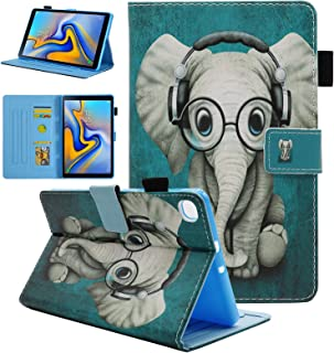 Galaxy Tab A 8.4 Case, Alugs Full-Body Multi-Angle Viewing Protective PU Leather Folio Cover for Samsung Galaxy Tab A 8.4 ...