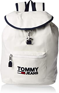 Tommy Hilfiger Backpack for Men-Bright White