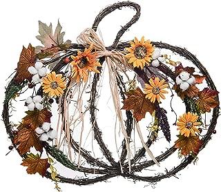 grapevine pumpkin wreath form