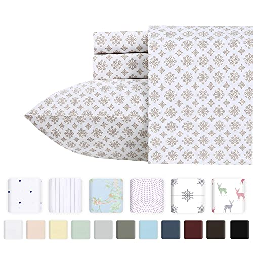 Egyptian Sheets Queen Printed Amazoncom