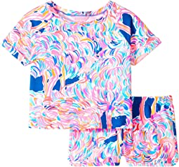 Lilly Pulitzer Kids - Mini Dossie Set (Toddler/Little Kids/Big Kids)