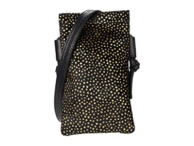 Madewell iPhone Crossbody (True Black Multi) Handbags