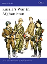 Russia's War in Afghanistan (Men-at-Arms Book 178) (English Edition)